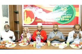 কুমিল্লায় মাইটিভির প্রতিষ্ঠা বার্ষিকী উপলক্ষে দোয়া ও ইফতার