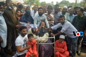 কুমিল্লায় যুবলীগ কর্মী জিলানী হত্যাকারীদের গ্রেফতার ও ফাঁসির দাবিতে মানববন্ধন